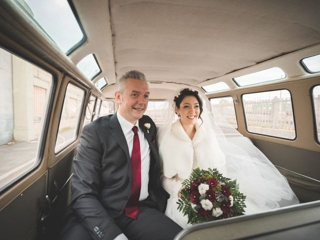 Il matrimonio di Mirko e Damaride a La Spezia, La Spezia 14