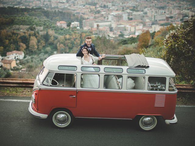 Il matrimonio di Mirko e Damaride a La Spezia, La Spezia 42