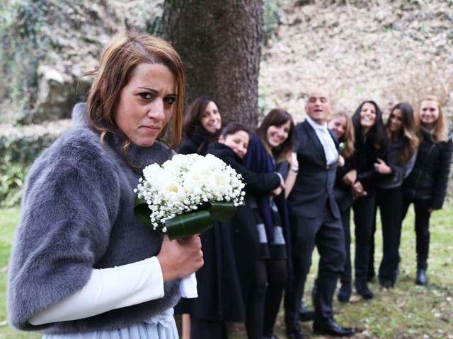 Il matrimonio di Alessandro e Letizia a Capriate San Gervasio, Bergamo 11