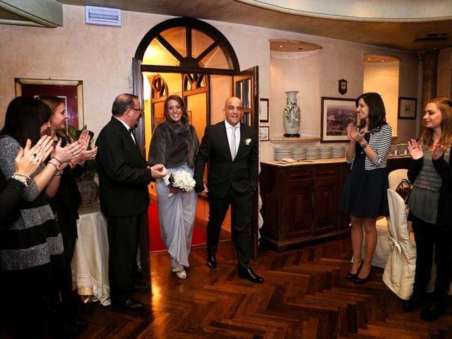 Il matrimonio di Alessandro e Letizia a Capriate San Gervasio, Bergamo 20