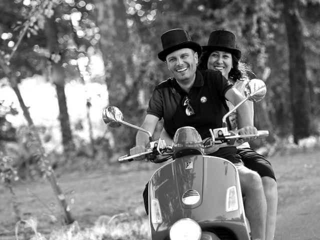 Il matrimonio di Andrea e Chiara a Desenzano del Garda, Brescia 2