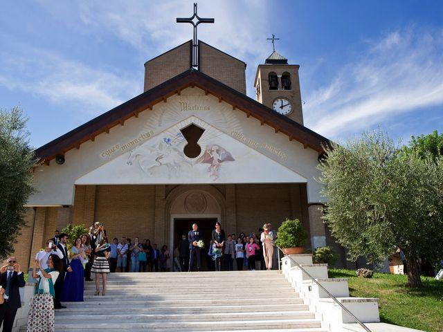 Il matrimonio di Andrea e Chiara a Desenzano del Garda, Brescia 20