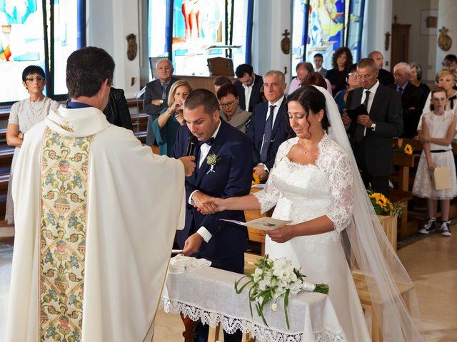 Il matrimonio di Andrea e Chiara a Desenzano del Garda, Brescia 34