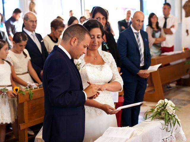 Il matrimonio di Andrea e Chiara a Desenzano del Garda, Brescia 36