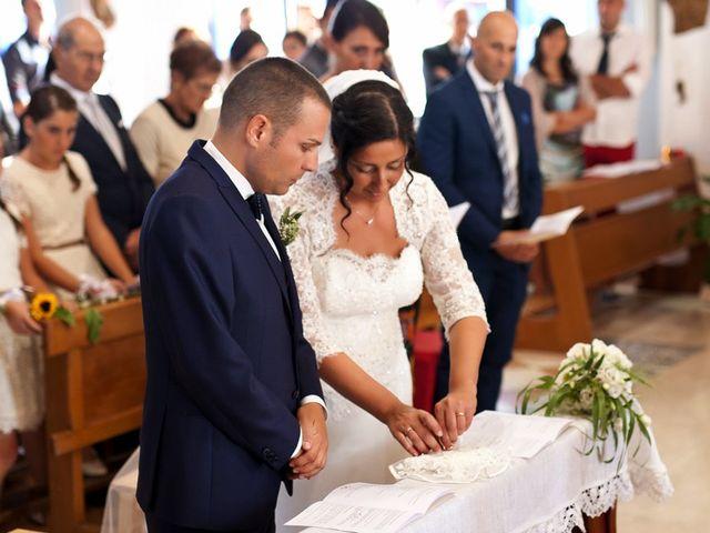 Il matrimonio di Andrea e Chiara a Desenzano del Garda, Brescia 37