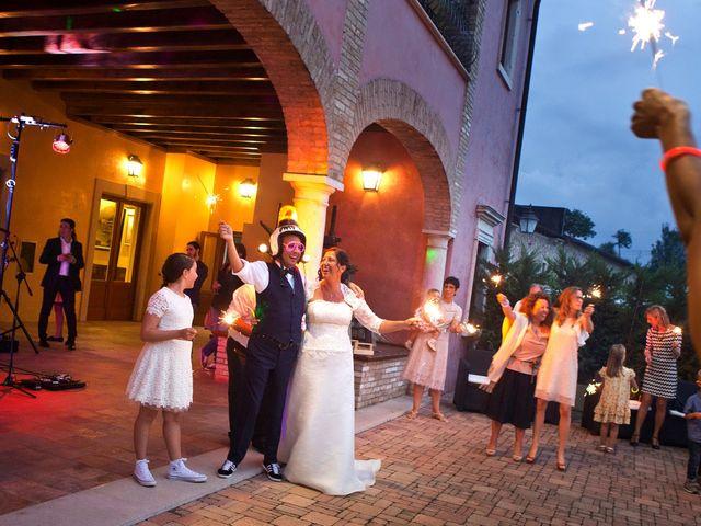 Il matrimonio di Andrea e Chiara a Desenzano del Garda, Brescia 84