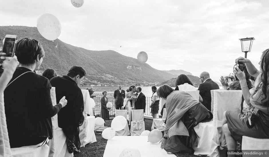 Il matrimonio di Antonello e Mariafrancesca a Monte Isola, Brescia