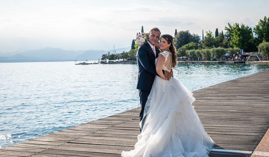 Il matrimonio di Gian Marco  e Alexandra  a Peschiera del Garda, Verona