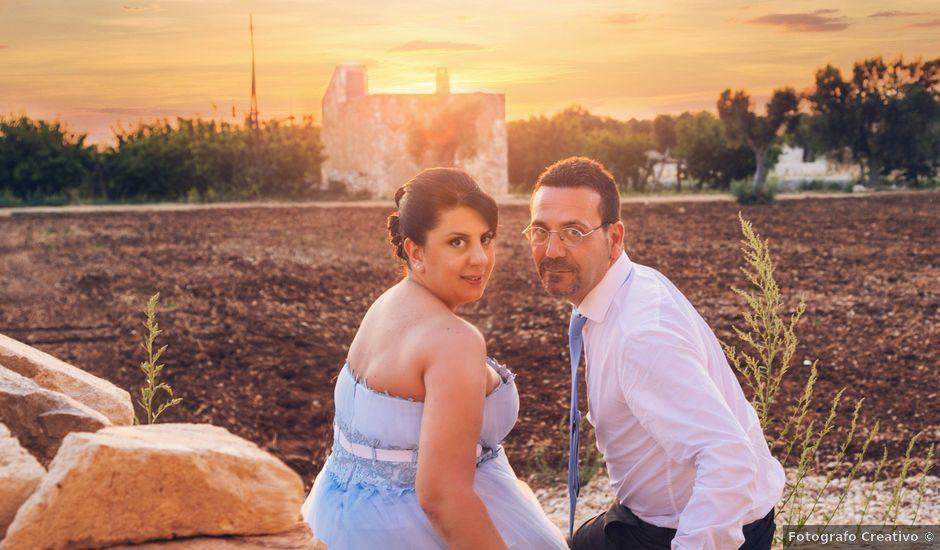 Il matrimonio di Michele e Luciana a Conversano, Bari