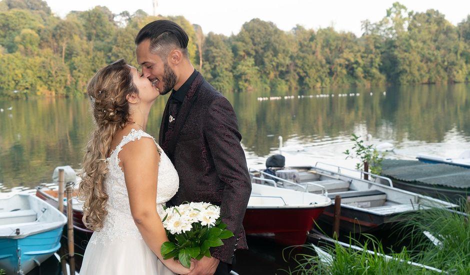 Il matrimonio di Nicholas e Debora a Trezzo sull'Adda, Milano