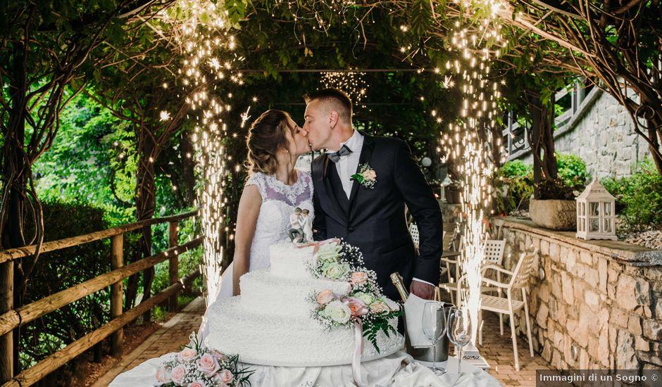 Il matrimonio di Sara e Mirko a Almè, Bergamo
