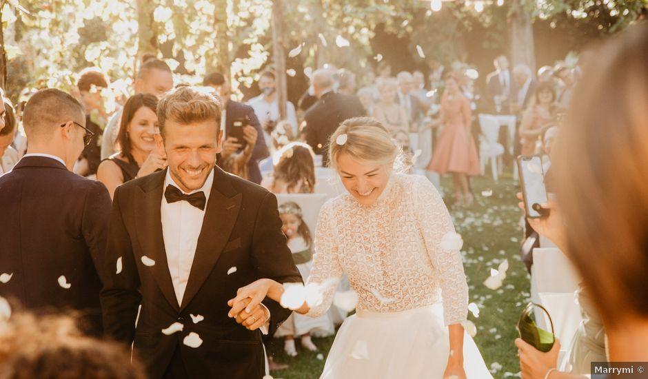 Il matrimonio di Andrea e Martina a Brescia, Brescia