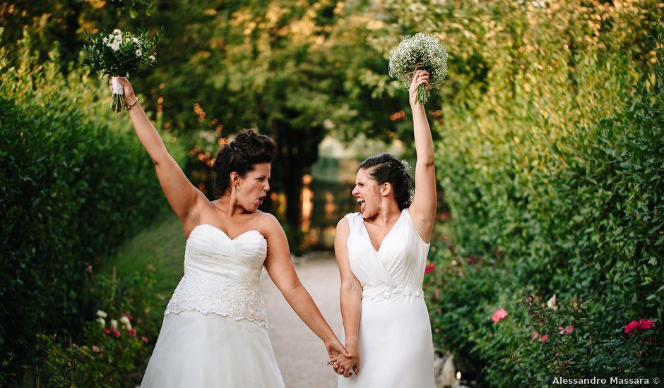 Il matrimonio di Giorgia e Eleonora a Scandriglia, Rieti
