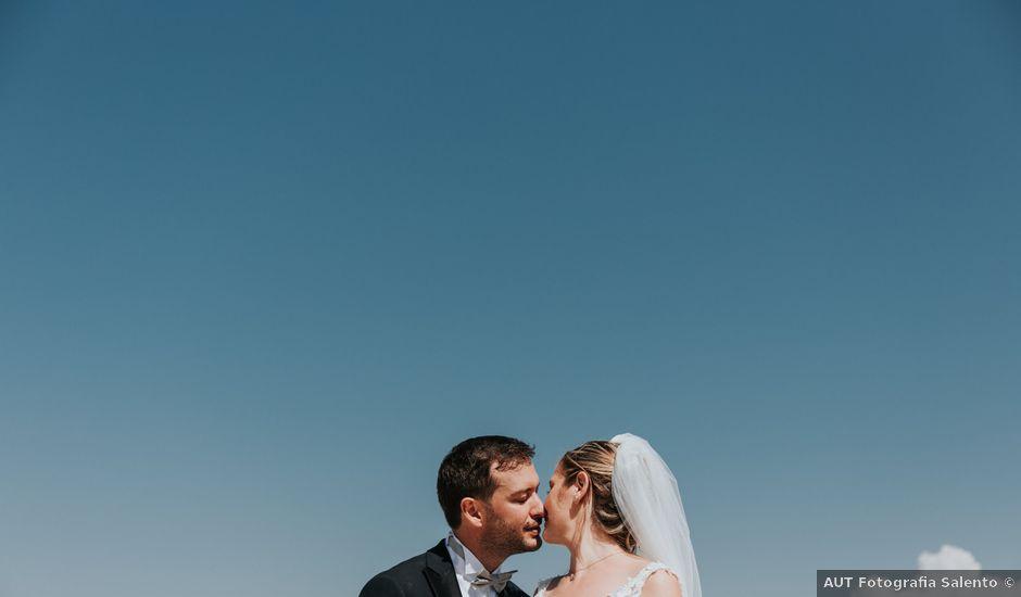 Il matrimonio di Marco e Vedrana a Gallipoli, Lecce