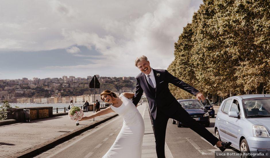 Il matrimonio di Tina e Danilo a Napoli, Napoli