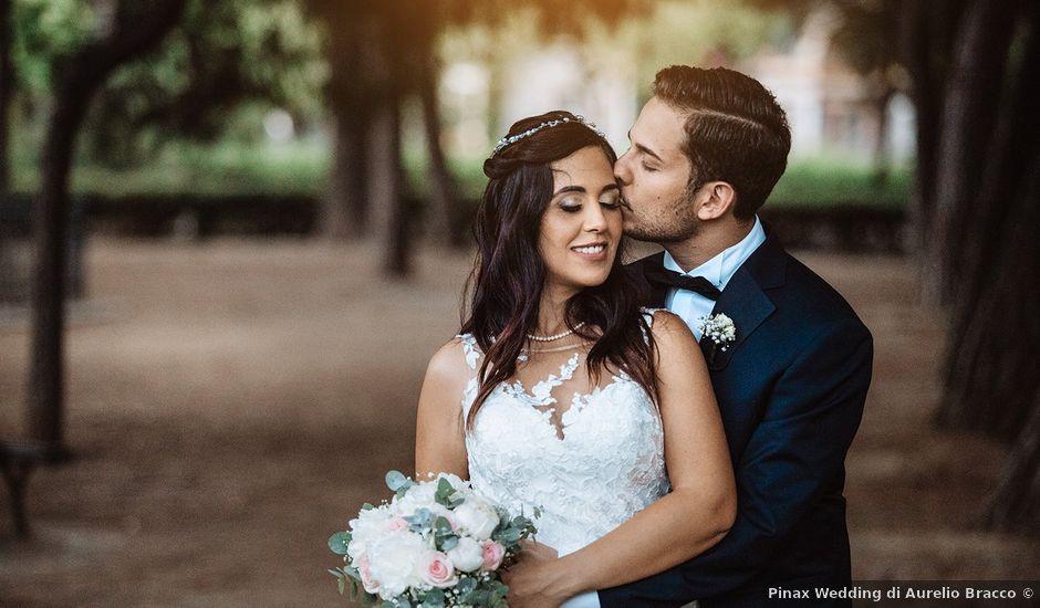 Il matrimonio di Stefano e Laura a Santa Flavia, Palermo