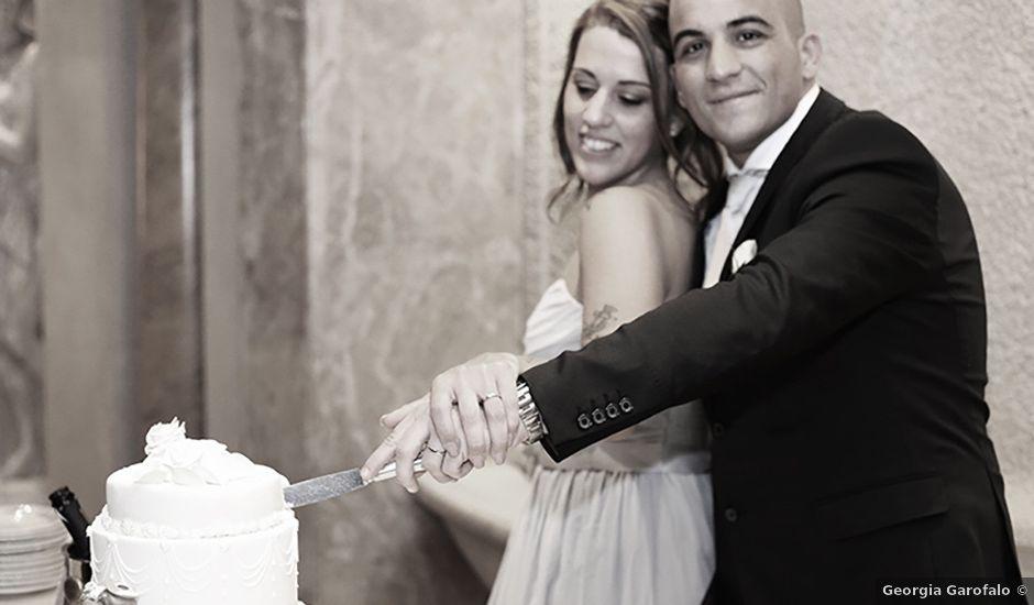 Il matrimonio di Alessandro e Letizia a Capriate San Gervasio, Bergamo
