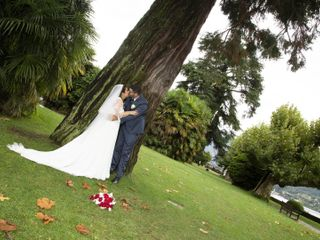 Le nozze di Michelle e Luigi