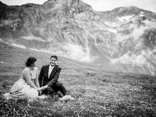 Le nozze di Marilisa e Luca