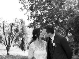 Le nozze di Anna e Florent