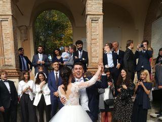 Le nozze di Massimiliano  e Maria Giulia 2