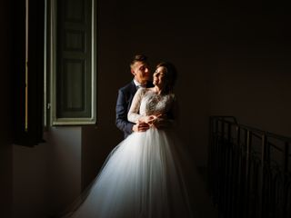 Le nozze di Massimiliano  e Maria Giulia