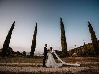 Le nozze di Davide  e Sofia  1