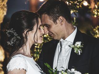 Le nozze di Giulia e Adriano