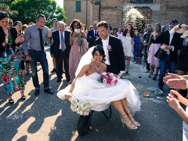Il matrimonio di Marco e Federica a Alfonsine, Ravenna 7