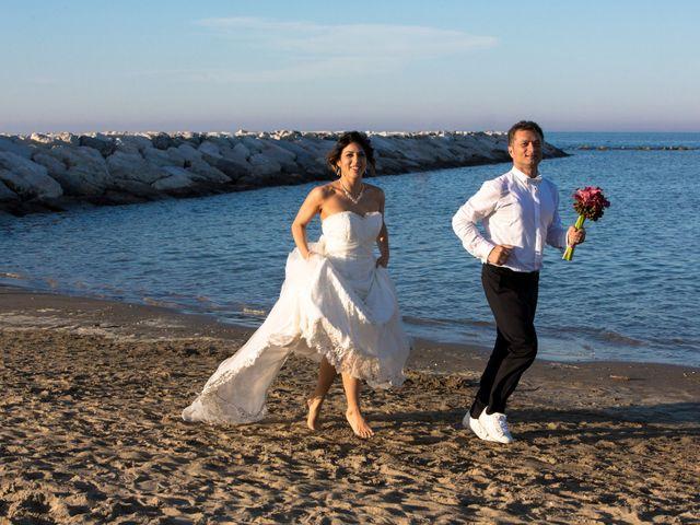 Il matrimonio di Marco e Federica a Alfonsine, Ravenna 1