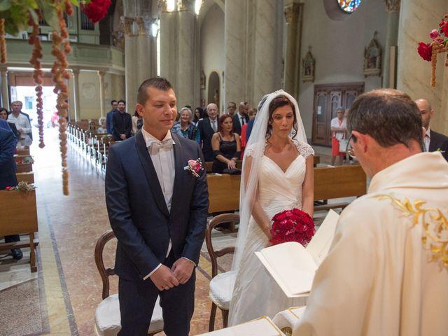 Il matrimonio di Willer e Lucia a Mede, Pavia 6
