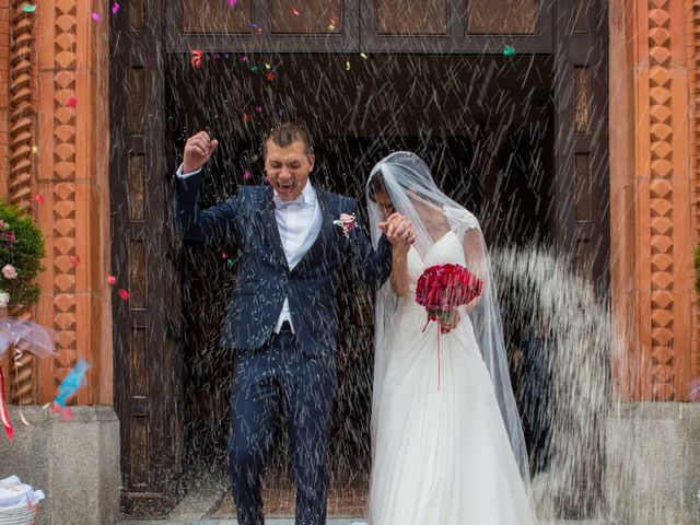 Il matrimonio di Willer e Lucia a Mede, Pavia 7