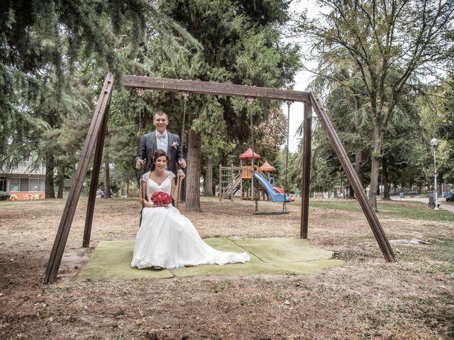Il matrimonio di Willer e Lucia a Mede, Pavia 9