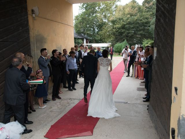 Il matrimonio di Willer e Lucia a Mede, Pavia 11