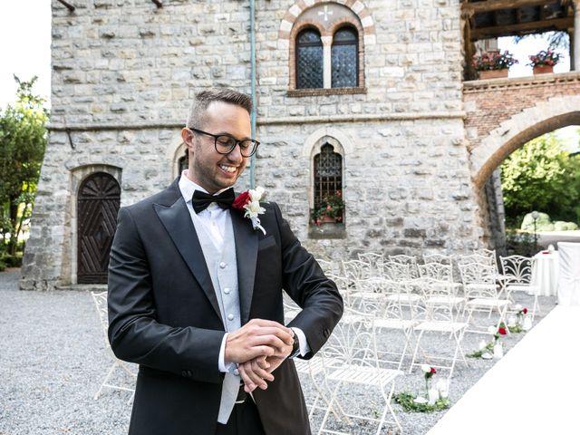 Il matrimonio di Nicola e Anna a Trescore Balneario, Bergamo 9