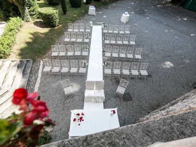 Il matrimonio di Nicola e Anna a Trescore Balneario, Bergamo 12