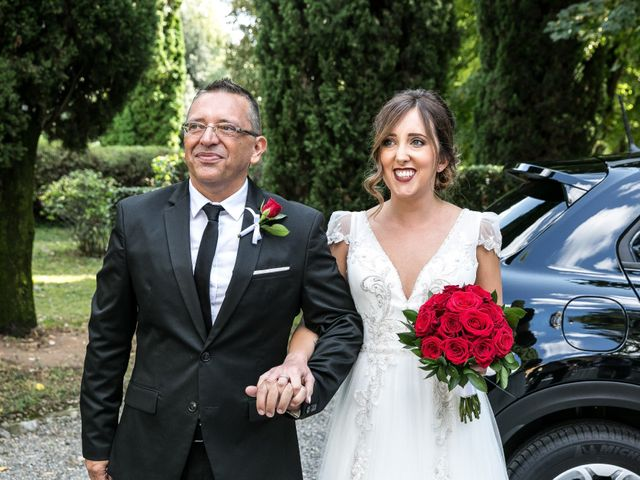 Il matrimonio di Nicola e Anna a Trescore Balneario, Bergamo 19