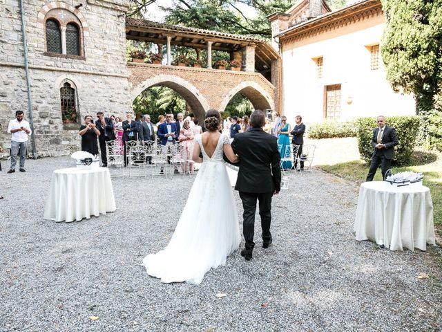 Il matrimonio di Nicola e Anna a Trescore Balneario, Bergamo 20