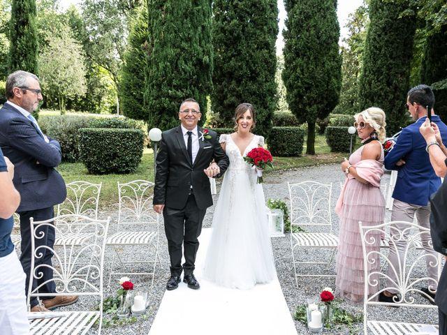 Il matrimonio di Nicola e Anna a Trescore Balneario, Bergamo 23