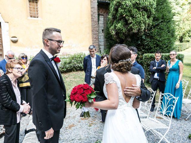 Il matrimonio di Nicola e Anna a Trescore Balneario, Bergamo 24