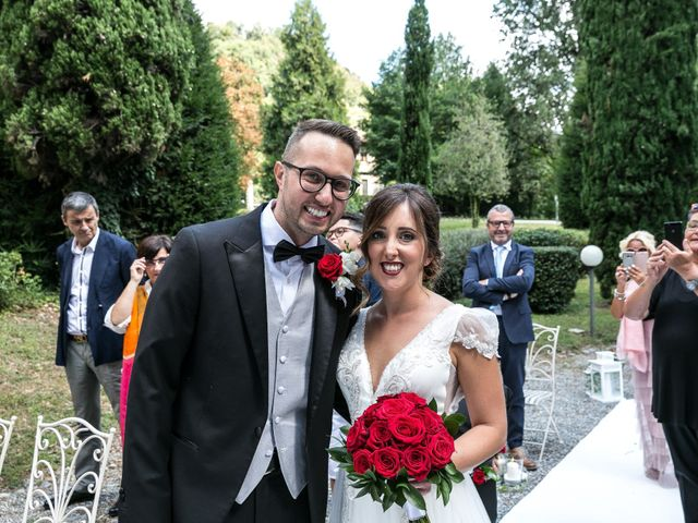 Il matrimonio di Nicola e Anna a Trescore Balneario, Bergamo 25