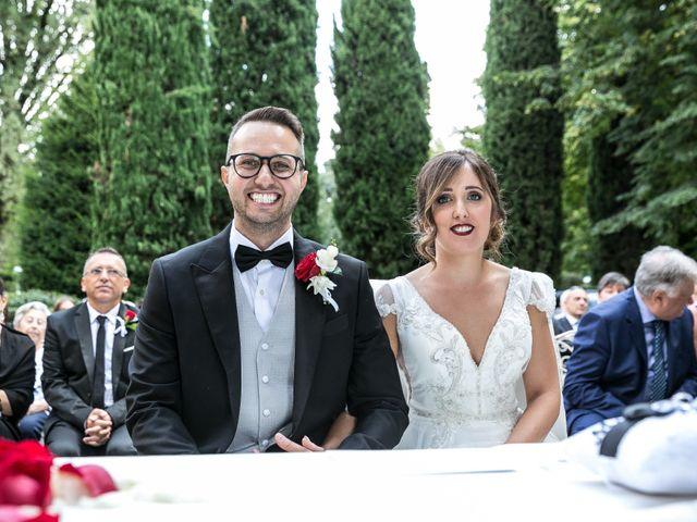 Il matrimonio di Nicola e Anna a Trescore Balneario, Bergamo 26