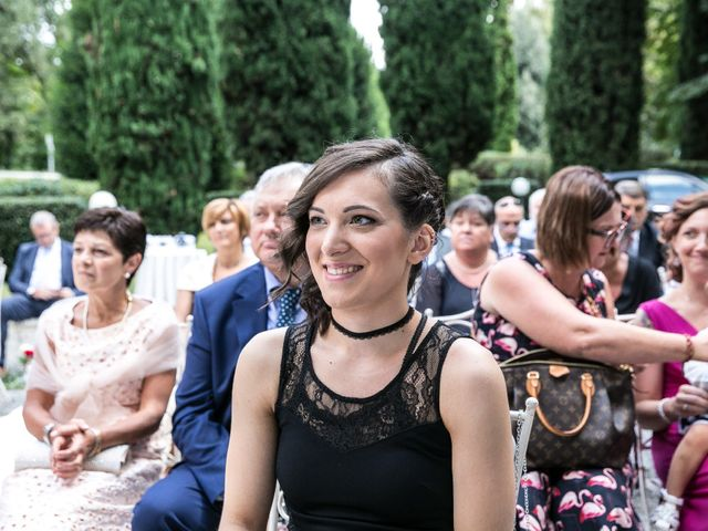 Il matrimonio di Nicola e Anna a Trescore Balneario, Bergamo 27