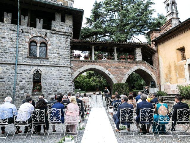 Il matrimonio di Nicola e Anna a Trescore Balneario, Bergamo 29
