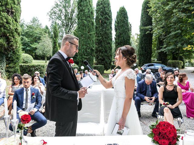 Il matrimonio di Nicola e Anna a Trescore Balneario, Bergamo 31