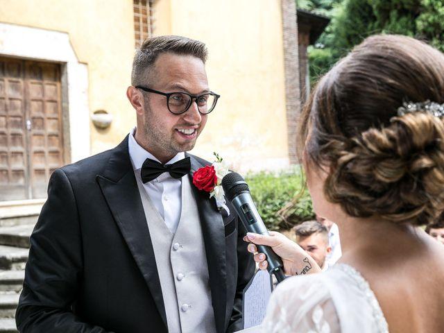 Il matrimonio di Nicola e Anna a Trescore Balneario, Bergamo 32