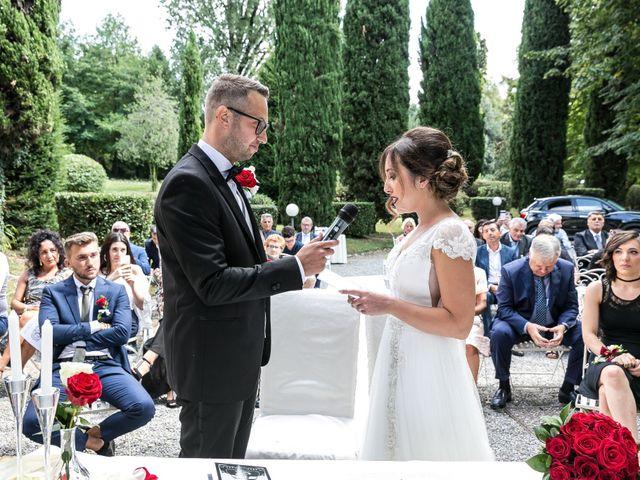 Il matrimonio di Nicola e Anna a Trescore Balneario, Bergamo 33