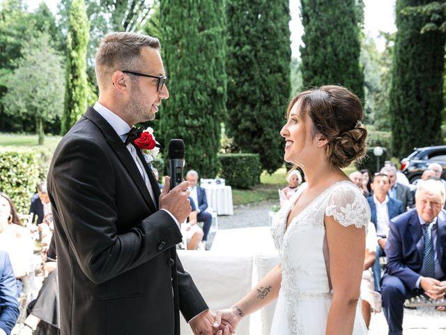 Il matrimonio di Nicola e Anna a Trescore Balneario, Bergamo 34