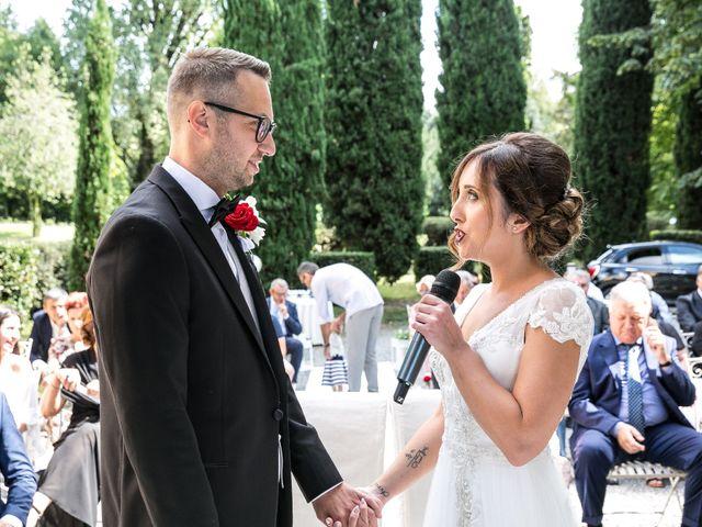 Il matrimonio di Nicola e Anna a Trescore Balneario, Bergamo 35