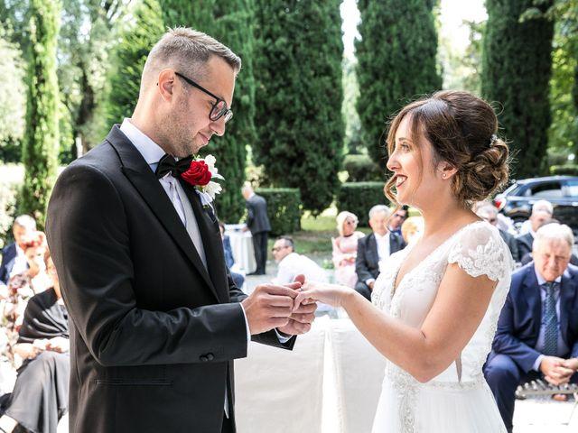 Il matrimonio di Nicola e Anna a Trescore Balneario, Bergamo 36